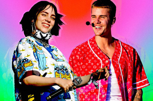 bad guy (with Justin Bieber)
