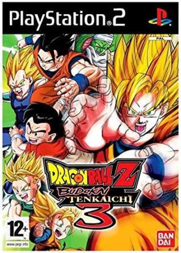 DRAGÓN BALL BUDOKAI TENKAICHI 3