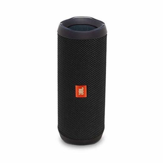 JBL Flip 4 - Altavoz inalámbrico portátil con Bluetooth, parlante resistente al