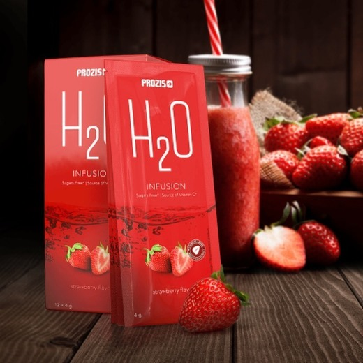 12 x H2O Infusion 4 g - Food