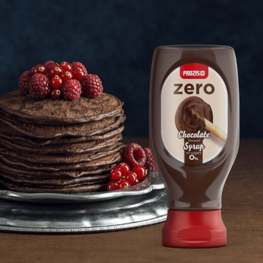Zero Chocolate Syrup 290 g - Sauces, Syrups & Spreads