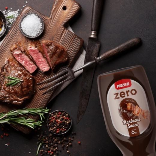 Zero Barbecue 290 g - Salsas, siropes y cremas para untar