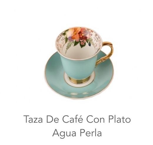 Salvador Bachiller tienda Online Taza De Café Con Plato ...