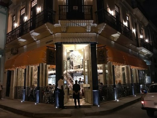 Restaurante Cinco Sentidos