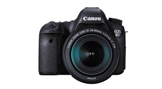 Cámara - Réflex Canon EOS 6D Mark II Body, 26.2 MP, Full HD, 4K ...
