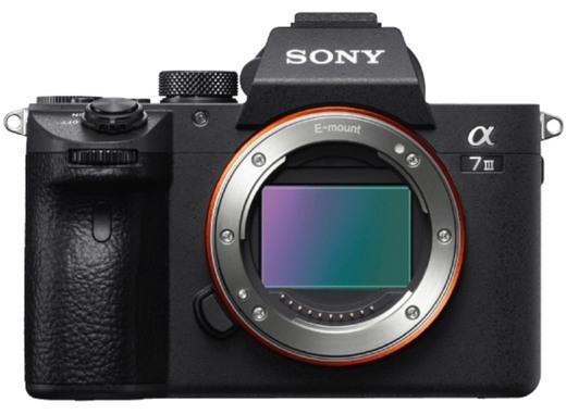 Cámara EVIL - Sony Alpha 7 III, 35mm, 24.3 MP, ISO 100 - 51200 ...