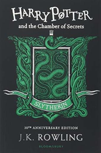 H. P. And The Chamber Of Secrets. Slytherin Edition