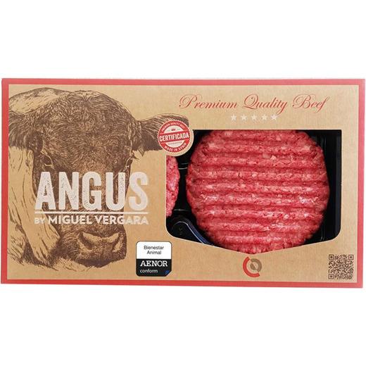 MIGUEL VERGARA hamburguesas de angus sin gluten 2 unidades ...