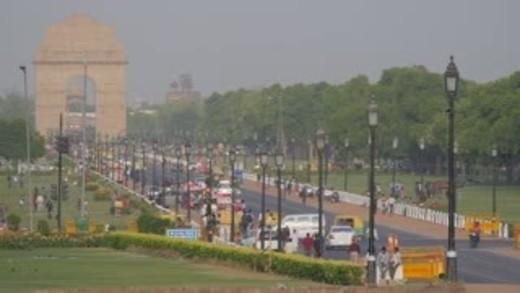 Rajpath Area, Central Secretariat