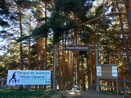 Bosque de Aventuras 'Pinos Cimeros'