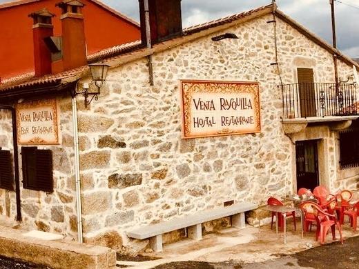 "Hostal - Restaurante ""Venta Rasquilla"""