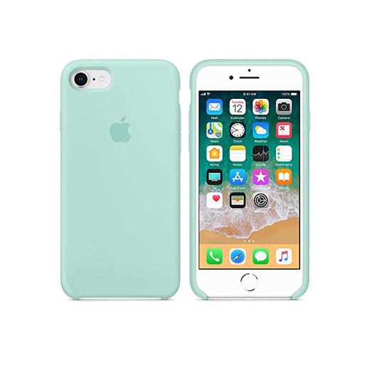 Funda para iPhone 7/8 iPhone 7Plus/8Plus Carcasa Silicona Suave Colores del Caramelo