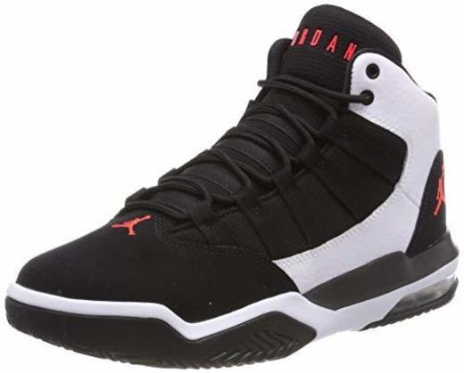 Nike Jordan MAX Aura, Zapatos de Baloncesto para Bebés,