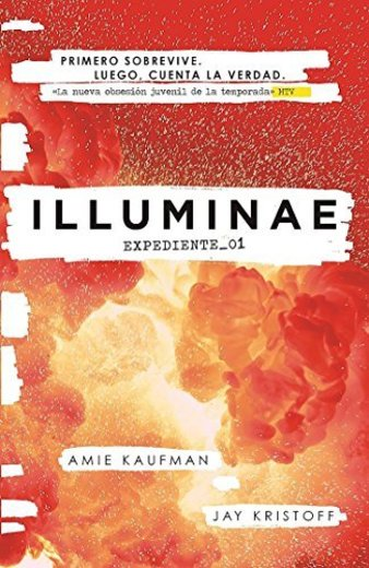 ILLUMINAE. Expediente_01 (Illuminae 1) (SIN LIMITES)