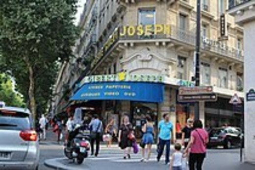 Gibert Joseph Paris Bookstore