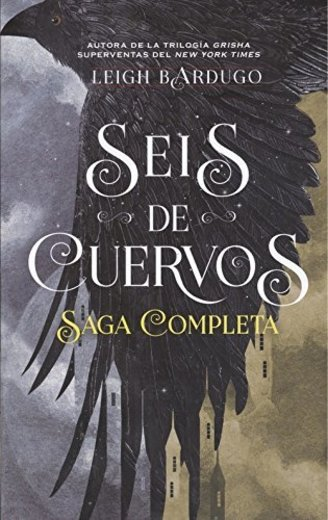 Estuche especial «Seis de cuervos» y «Reino de ladrones»