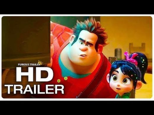 WRECK IT RALPH 2 Trailer 2 Español (2018) - YouTube