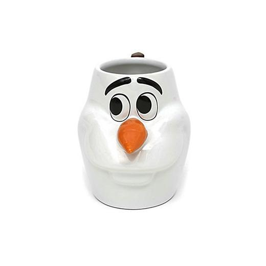 "DISNEY ""Olaf 3D vaso"" taza de Frozen"