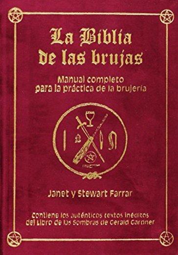 La Biblia de las brujas. Obra completa. Terciopelo rojo