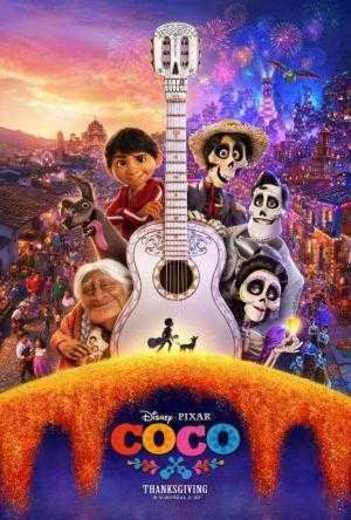 """Reseña en mi blog de la película """"Coco""""."""