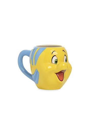 Oficial de Disney The Little SIRENA ANIMATOR Colección Taza de cerámica