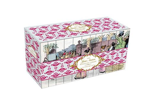 Jane Austen Miniature Library