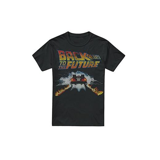 Unknown Delorean, Camiseta para Hombre, Black