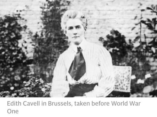 Edith Cavell - Wikipedia, la enciclopedia libre