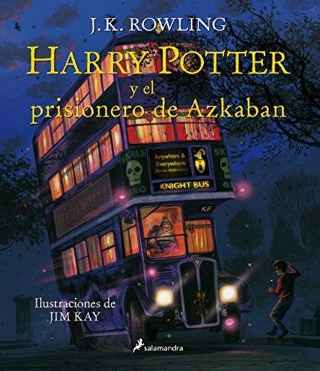 Harry Potter y el Prisionero de Azkaban = Harry Potter and the