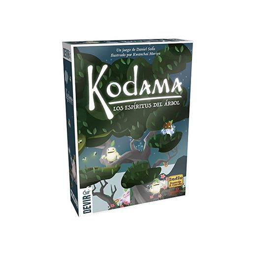 Devir Kodama, Los espíritus del árbol, juego de mesa