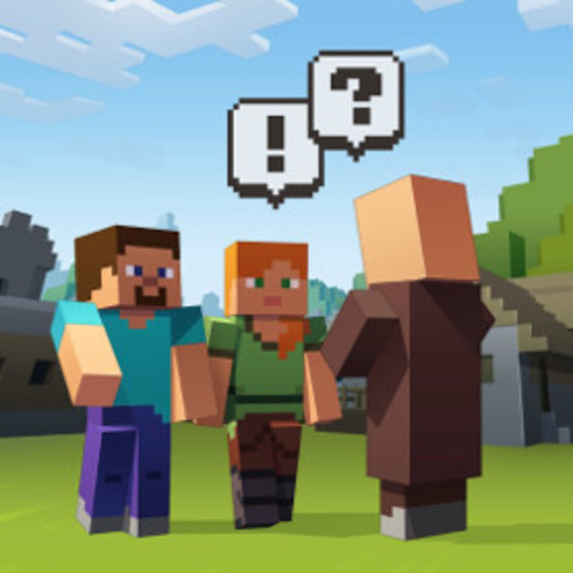 Minecraft: Official site