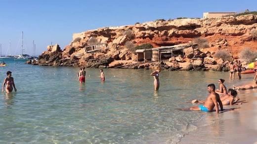 Hotel Cala Saona: Hotel de Lujo en Formentera
