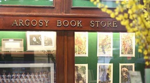 Argosy Book Store