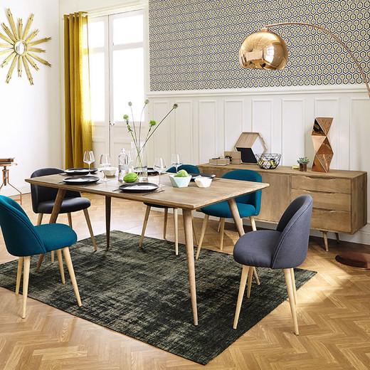 Maisons du Monde - Mueble, decoración, lámpara y sofá