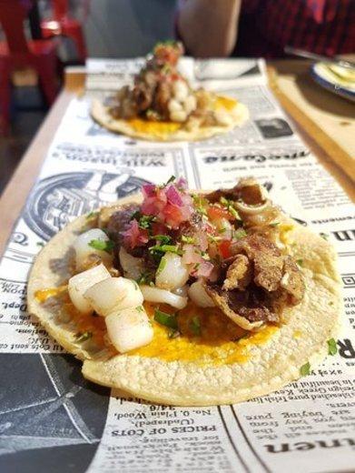 MAWEY Taco Bar - Gran Vía