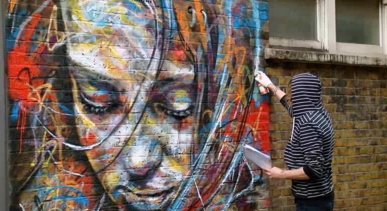 Street Art Valencia   Free tour