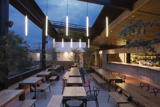 Balmori Roofbar