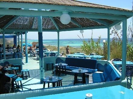Blue Bar Formentera