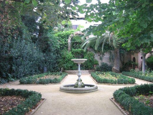 Jardines de la Tamarita