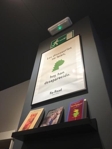 Re-Read Santiago