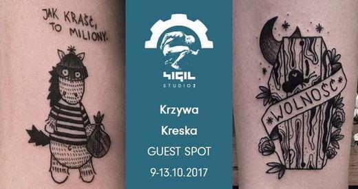 Sigil Tattoo Studio