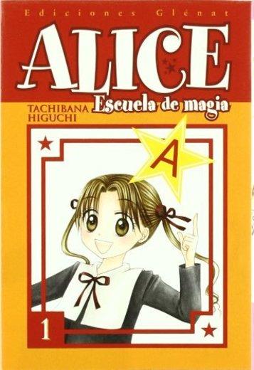 Alice Escuela de magia 1