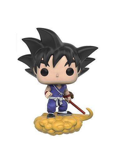 Funko Pop!- Dragonball Z Goku & Nimbus Figura de Vinilo, Estándar