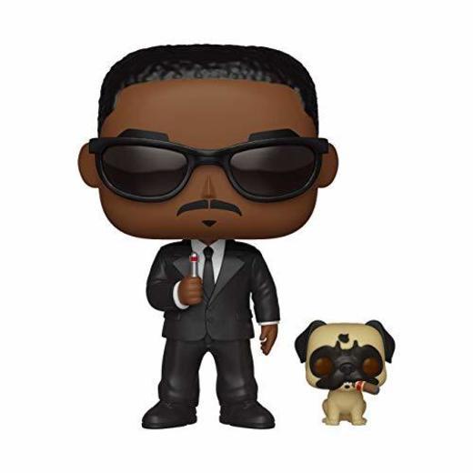 Funko- Pop & Buddy Vinilo Men In Black Agent J & Frank