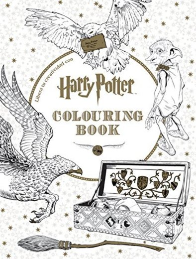 Harry Potter. Colouring book (Manualidades)