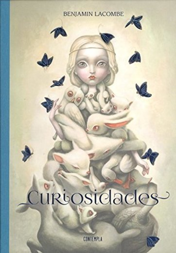 Curiosidades. Benjamin Lacombe Artbook: Una monografía, 2003-2018. A monography