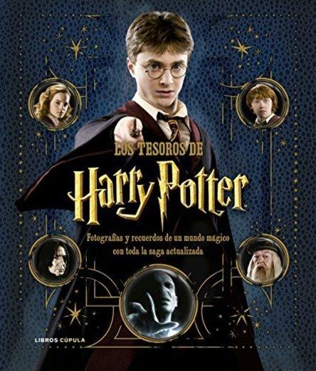 Los tesoros de Harry Potter. La saga actualizada