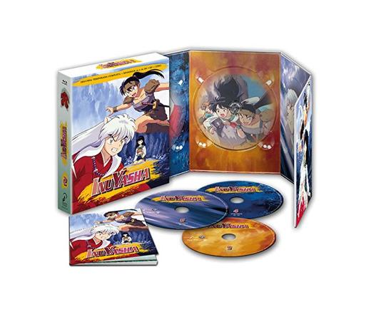 Inuyasha Box 2 Episodios 34 A 66 Blu-Ray [Blu-ray]