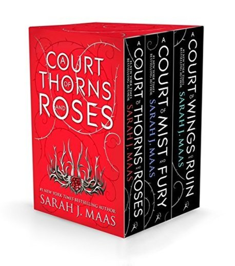 A Court of Thorns and Roses Box Set [Paperback] SARAH J