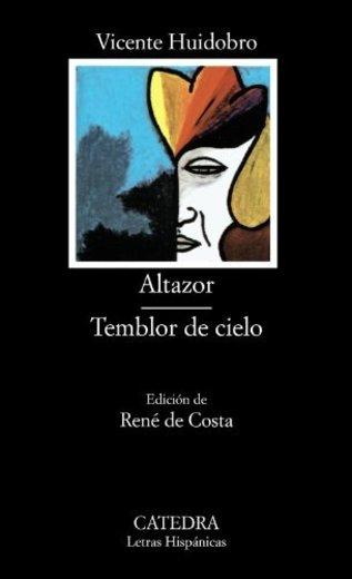 Altazor; Temblor de cielo